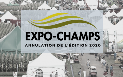 Annulation de Expo-Champs 2020